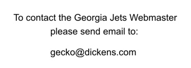 Contact The Georgia Jets Webmaster